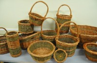 Basketry Workshop for beginners and improvers  NOW FULLY BOOKED