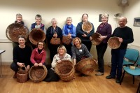 Basketry Workshop for Beginners and Improvers