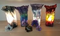Felt Lamps, Vessels & Flowers