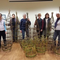 Willow Plant Supports Workshop