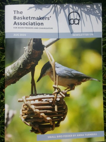 Lockdown Notes....  An Article written for The Basketmakers' Association Newsletter