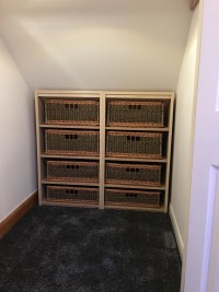 Bespoke Willow Drawers Commission