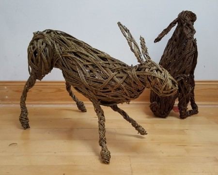 Willow Hares