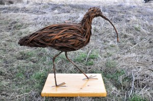 Willow Curlew Commissioned by Northumberland National Park