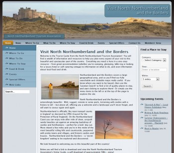 Noth Northumberland Tourism Association